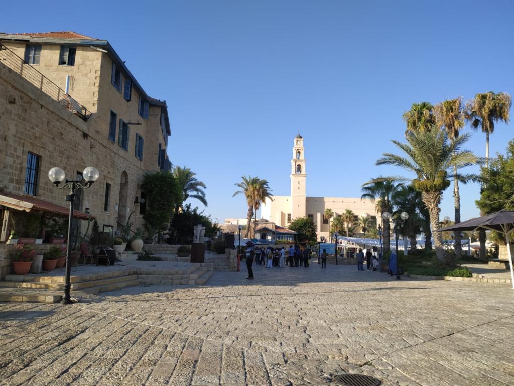 Jaffako plaza