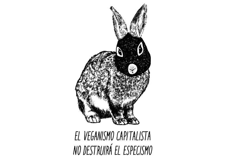 El veganismo capitalista no destruirá el especismo